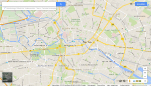 Berlinベルリンの自転車圏